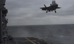 CAI Hosts 31st Marine Expeditionary Unit/ WASP Amphibious Ready Group