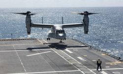 CAI Hosts the Special Purpose Marine Air Ground  Task Force – Crisis Response- Africa