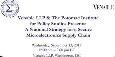 National Strategy for a Secure Microelectronics Supply Chain