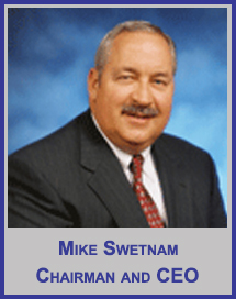 Mike Swetnam</p>Chairman and CEO